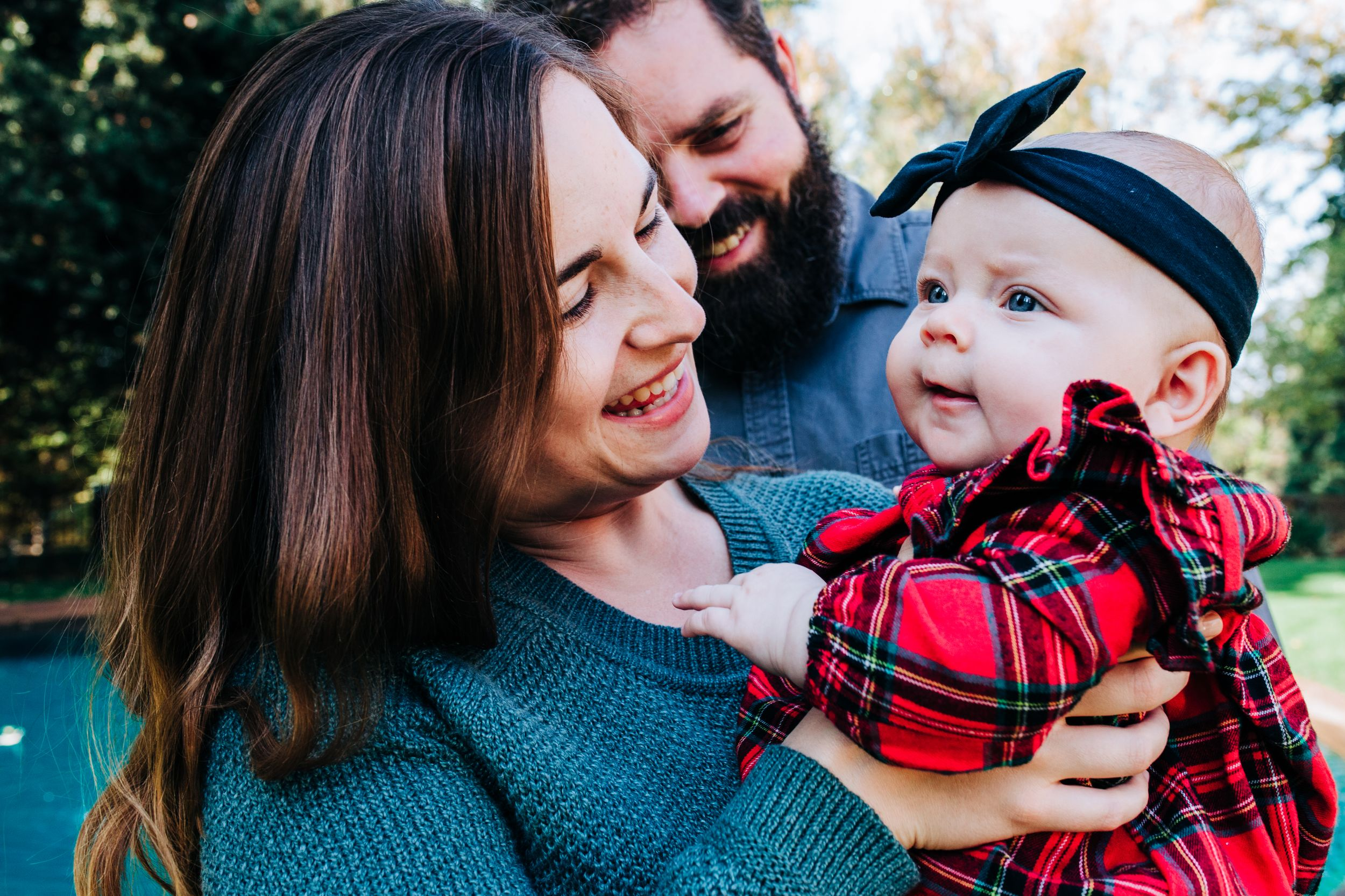 Modern Family Portraiture with Lenkaland Photography