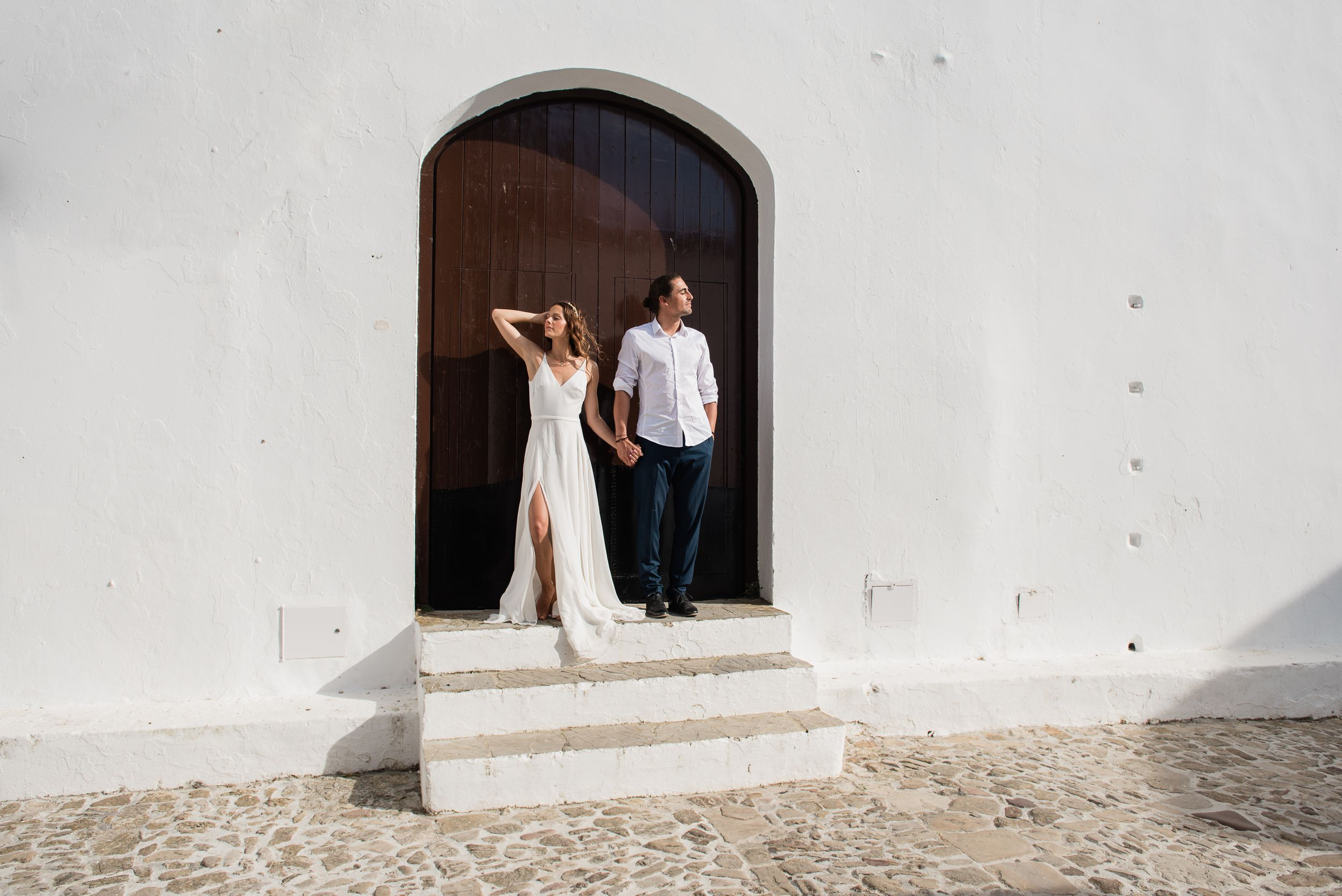 Engagement session in Castellar