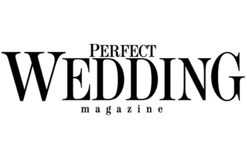 Faye Amare photography featured in Perfect wedding magazine