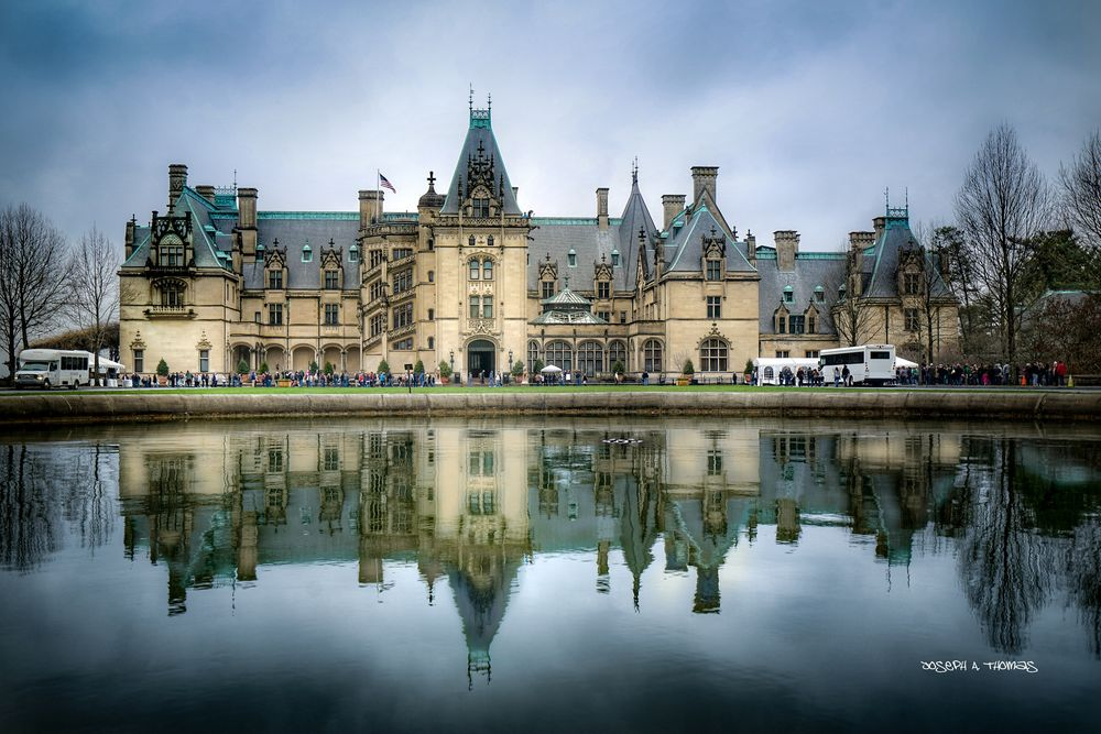 CarolinaPhotoArt.com- Up to 50% Off Gallery Prints  - Asheville, NC. - Biltmore Reflections To Days of Old