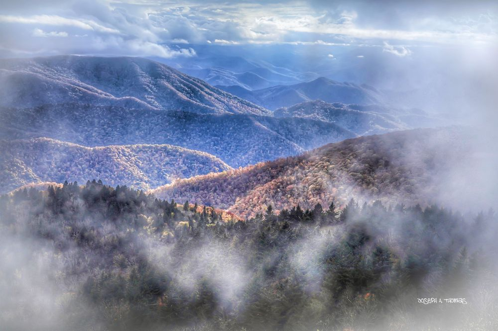 CarolinaPhotoArt.com- Up to 50% Off Gallery Prints - Great Smoky Mountains / Blue Ridge Parkway