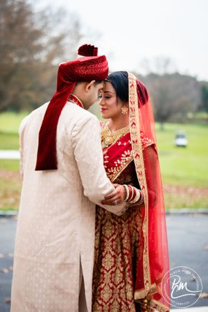 A Colorful Multicultural Wedding at a Mutton Town Club