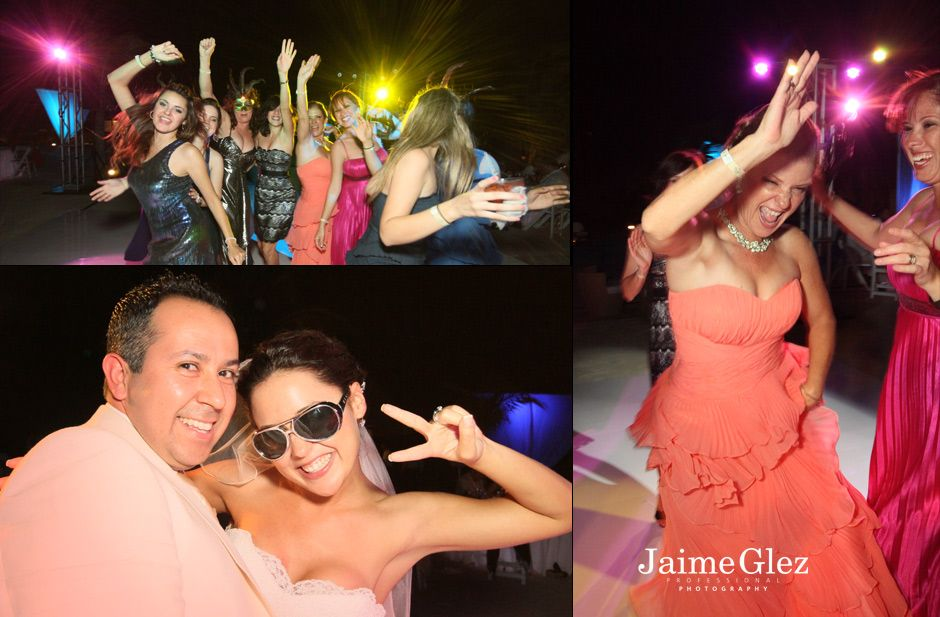 moon palace cancun wedding 17