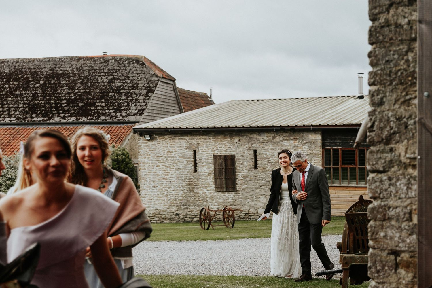 court farm wedding