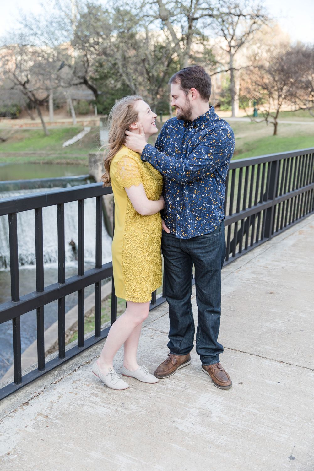 Texas-Engagement-Turtle-Creek-Dallas