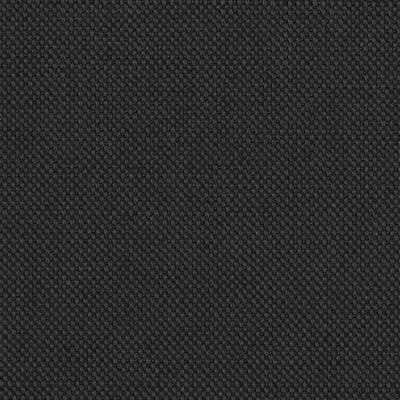 Black Cotton Fabric Colour Swatch