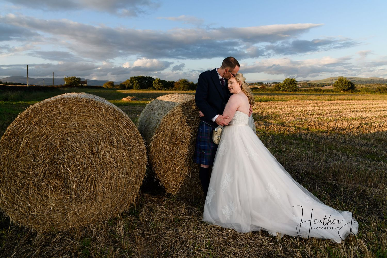 The Den at Culross, Glasgow wedding photographer, Dunfermline