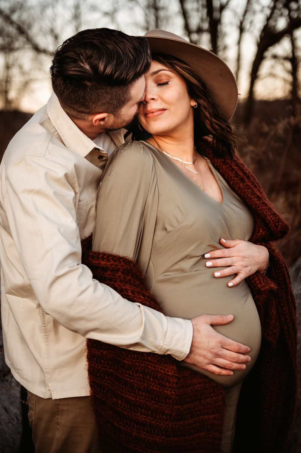 maternity photographer Bergen County