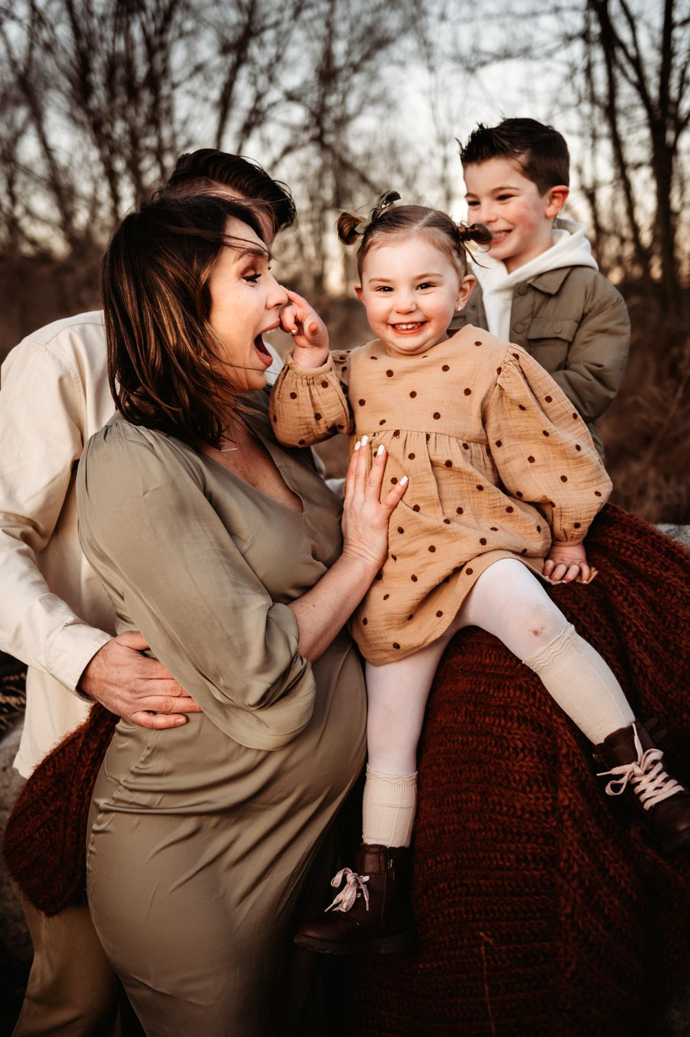 Sussex county nj family session