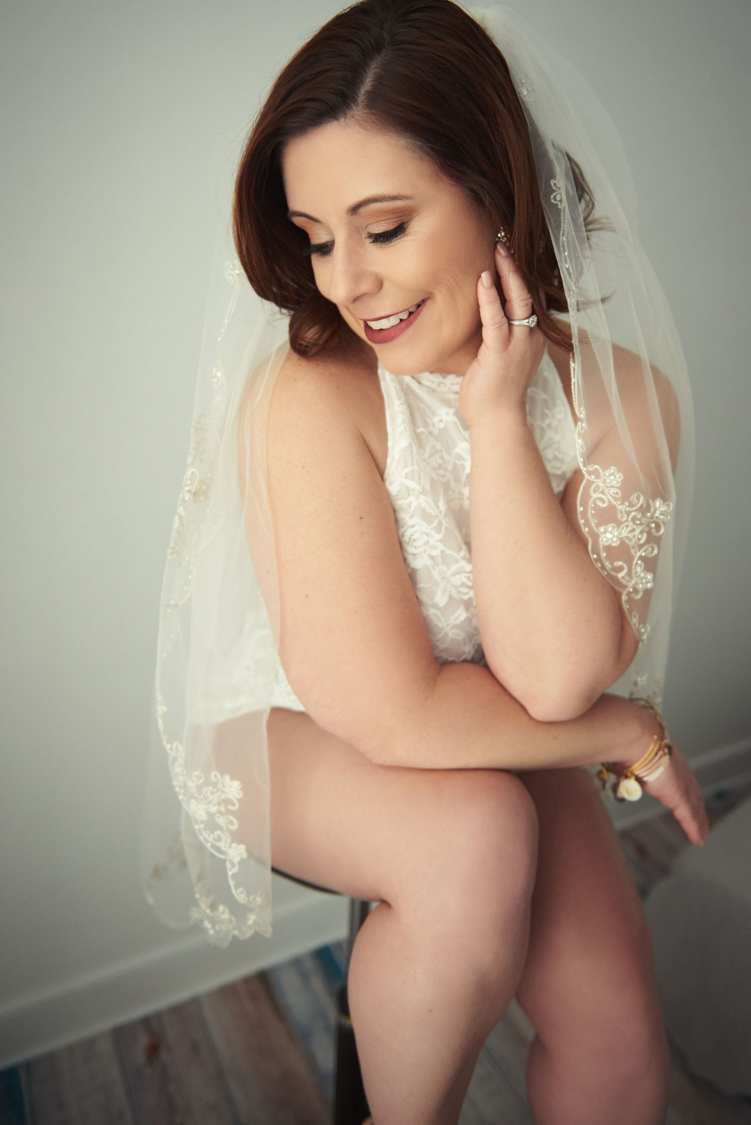 Bridal Boudoir Photographer