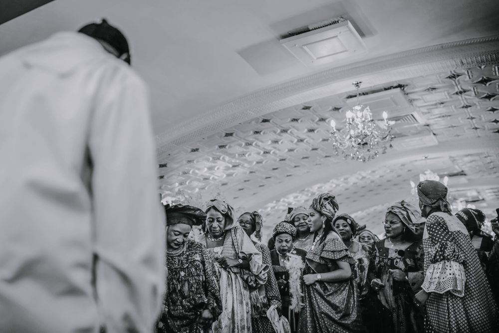 Traditional African Wedding in Luton