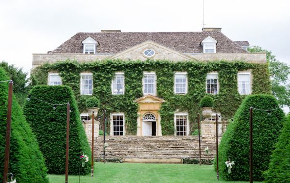 Cornwell Manor Cotswolds is on Faye Amare's wedding venue bucket list