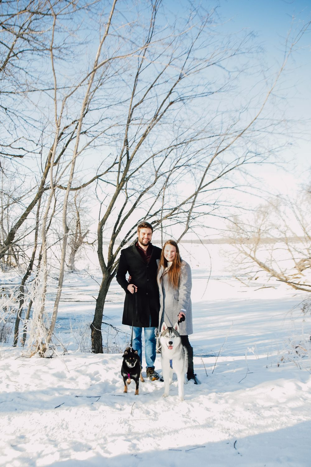 Detroit Lakes MN, Dunton Locks, Fargo ND Photographers, MN Photographers, Engagement Pictures, MN Winter, Love Story