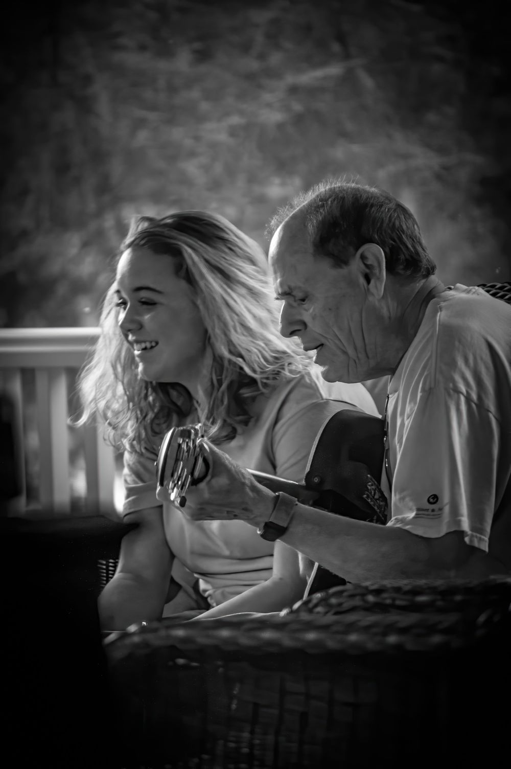 Savy & Grandaddy Play and Sing