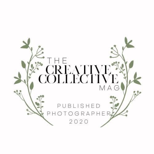 Audrey Darke Photography Featured on The Creative Collective Magazine Published Photographer 2020