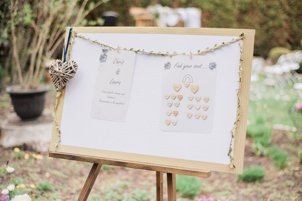 celebrate-your-heritage-on-your-wedding-day-embrace-your-culture-happy-bride-and-groom-small-wedding-covid-sign