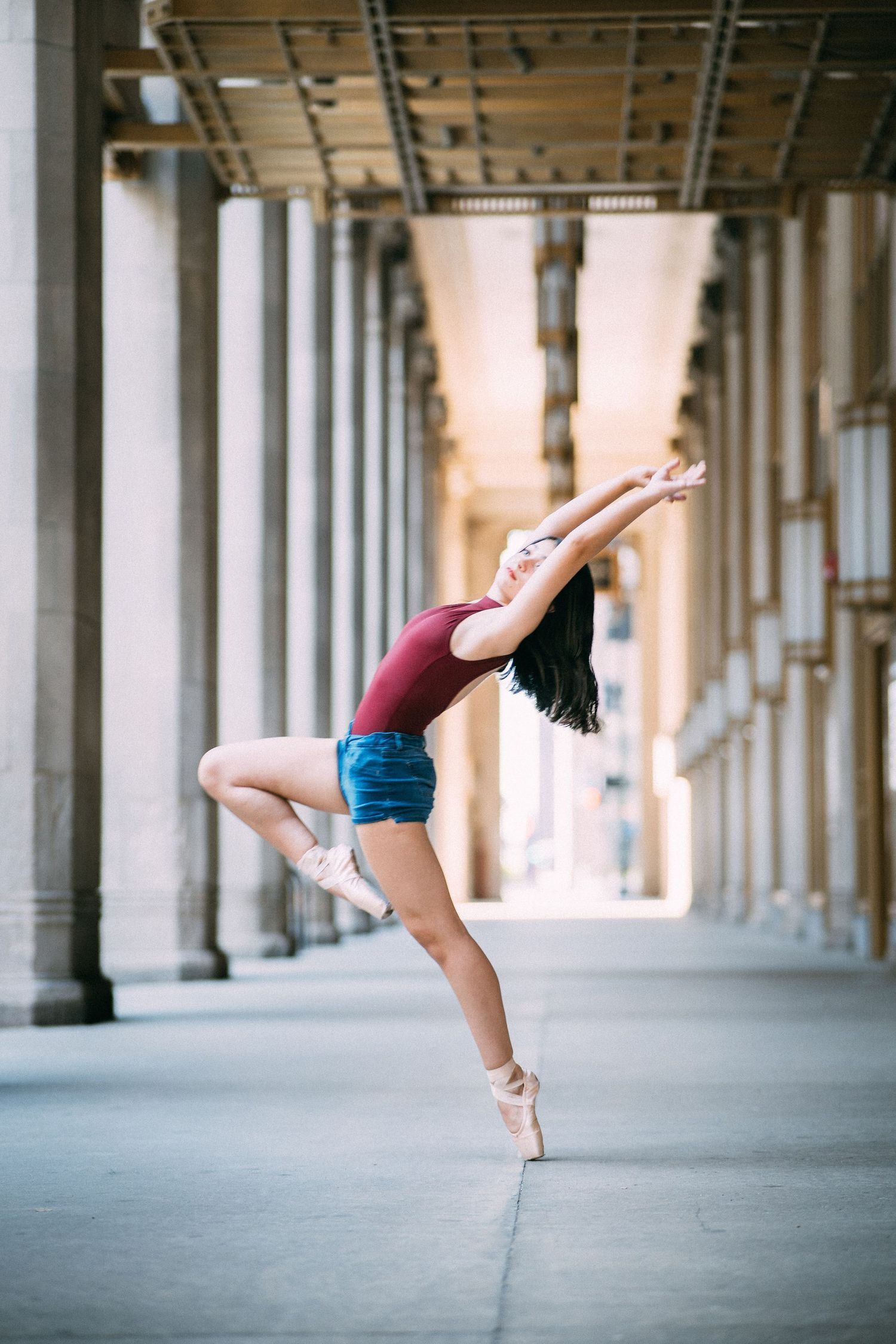 chicago professional ballet photography