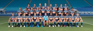 Rugby league full squad team photo