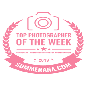 Top photographer of the week Award