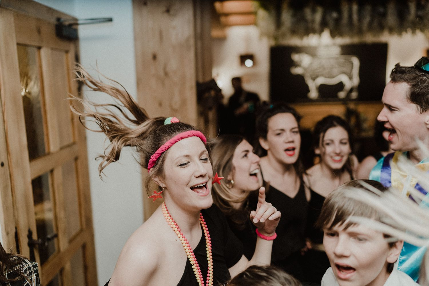 Vieux-Chalet Champéry Wedding Photography