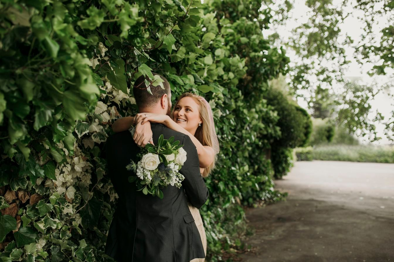 Photography for your original wedding date, London
