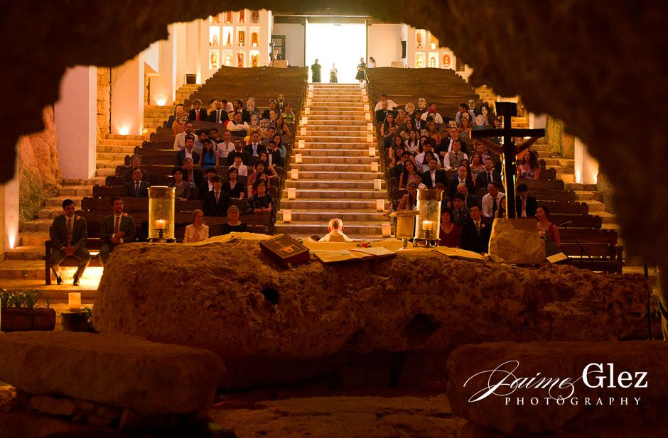 xcaret cancun weddings 11
