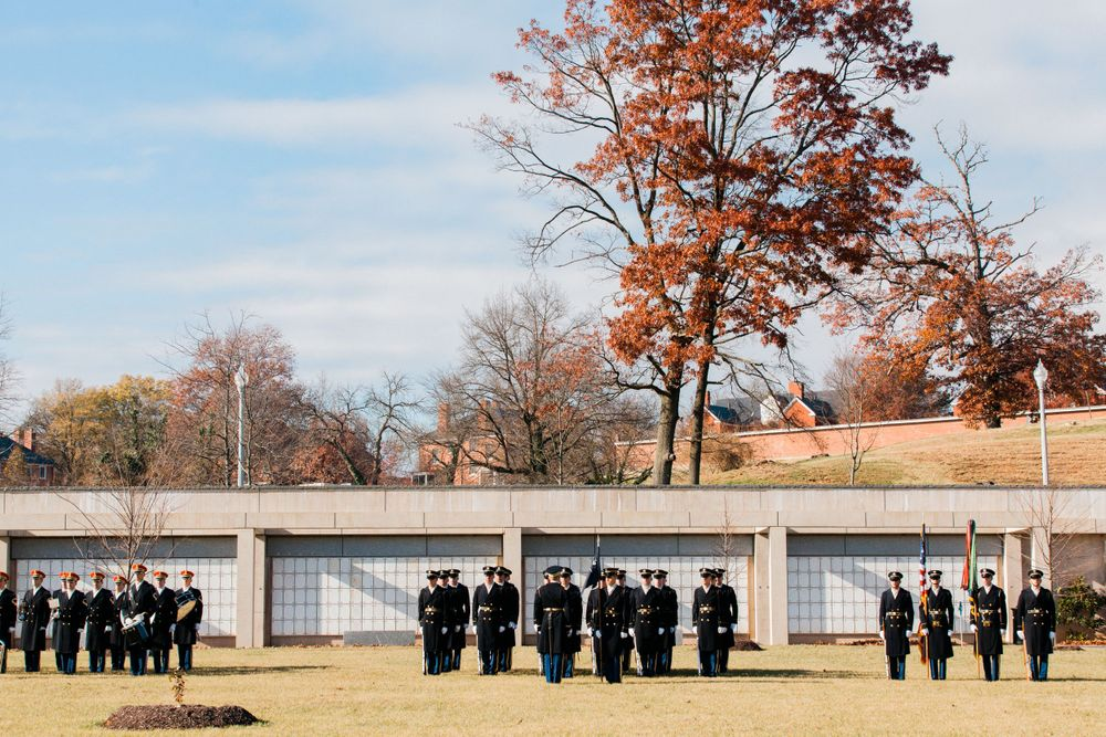 Arlington Cemetery Full Military Honors