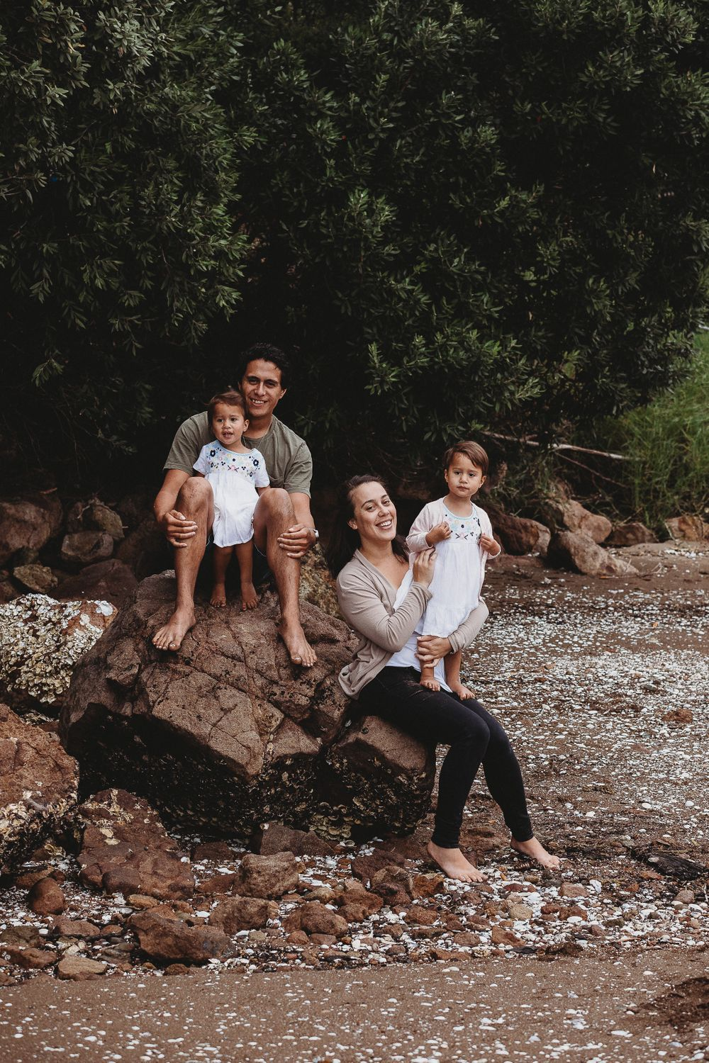 Hannafords Beach Family Photography Session