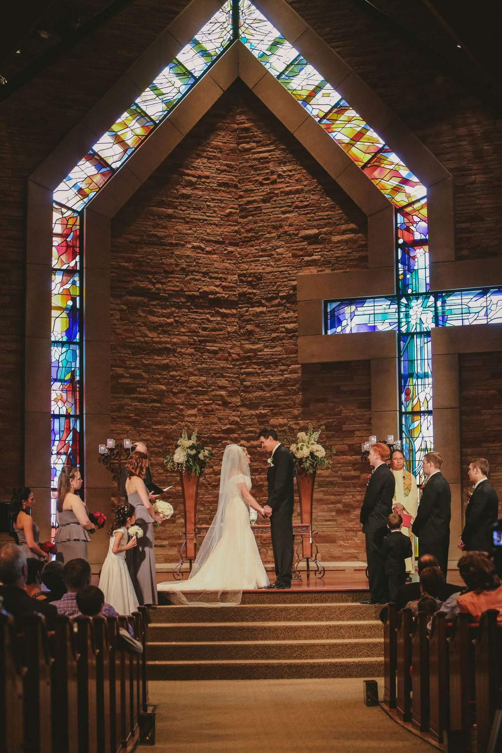 Highlands Ranch  Mansion Mountains Colorado destination bride church