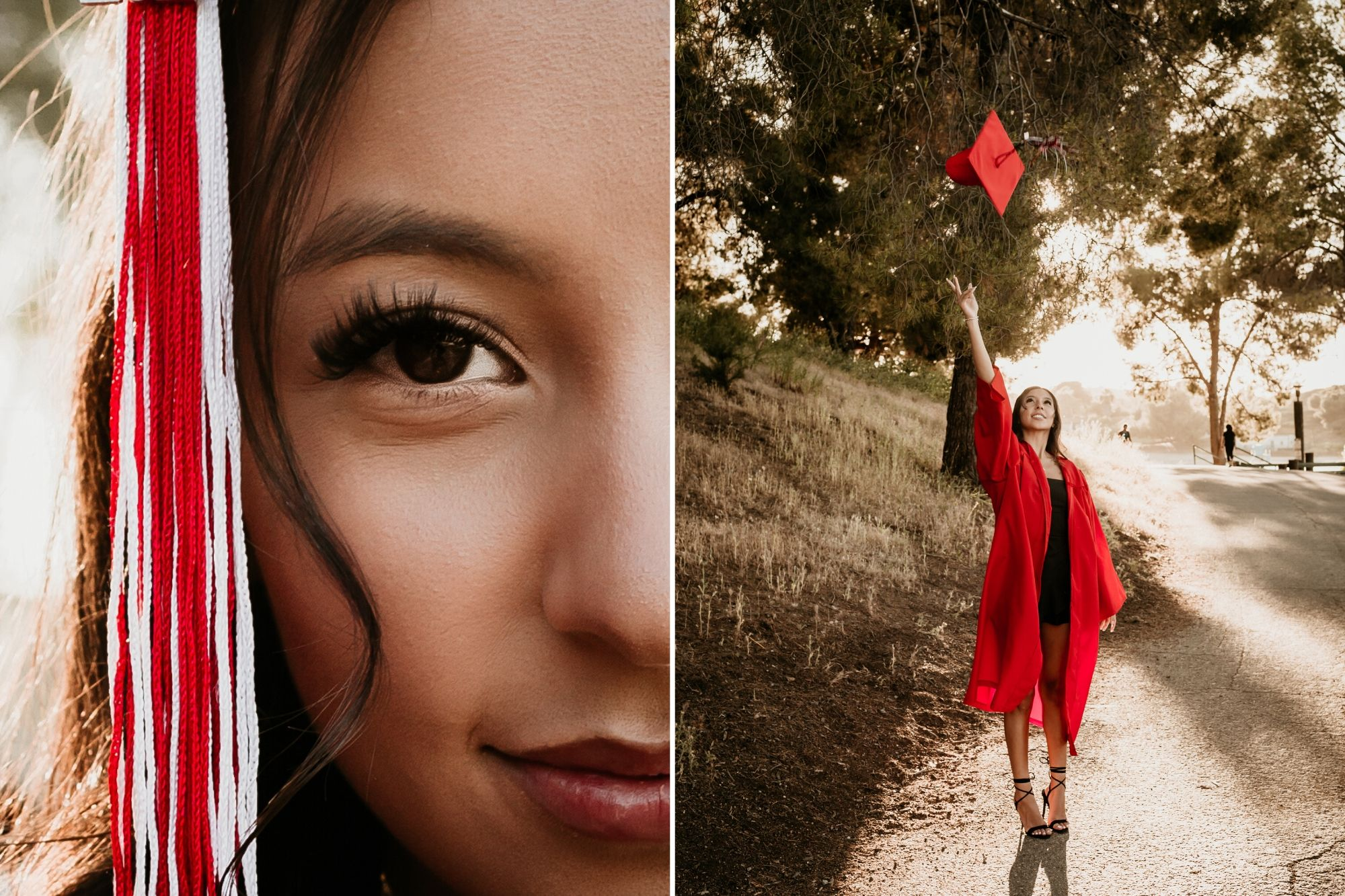 san dimas senior photos