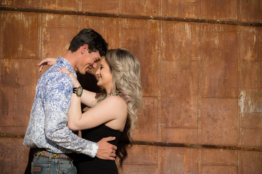hotel drover engagement session photos fort worth texas by fort worth wedding photographer monica salazar photography