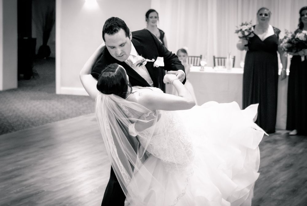 wedding photography, phila photography, jeremiad media, jere paolini, philadelphia, philly, dance, black and white, dip
