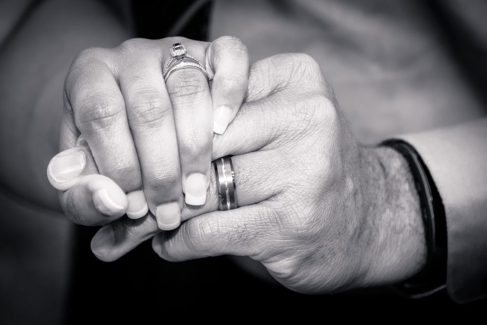 wedding photography, phila photography, jeremiad media, jere paolini, rings, black and white