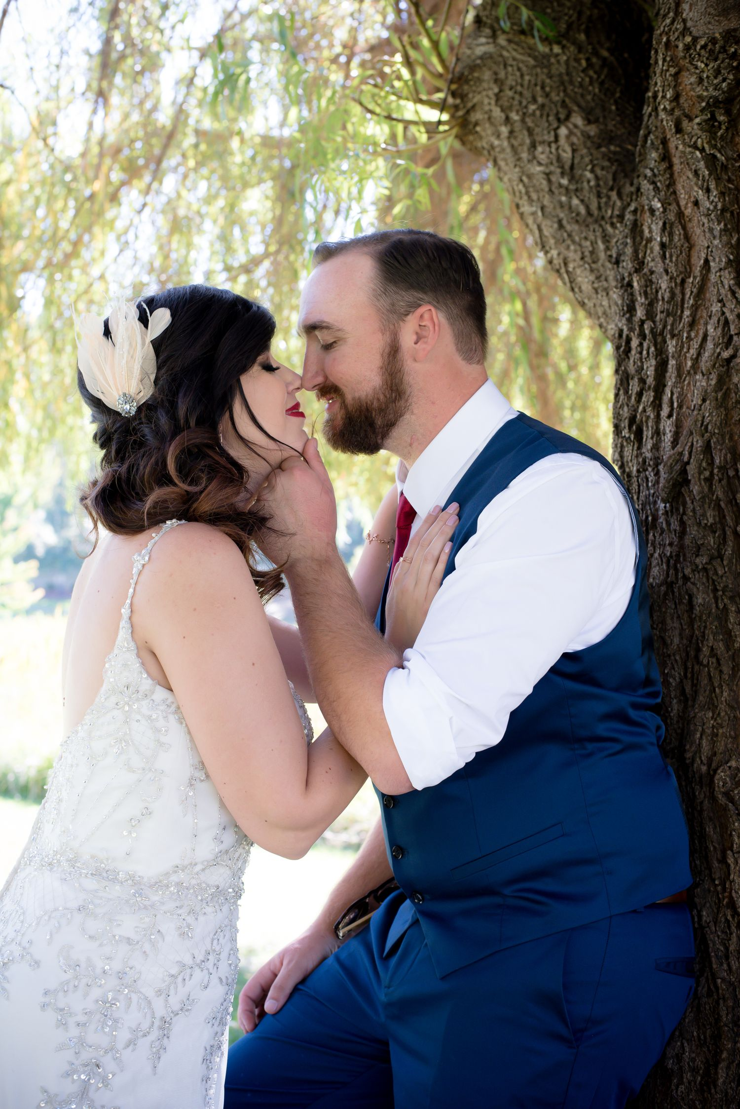 Sacramento wedding photographer - Alta Sierra Country Club wedding