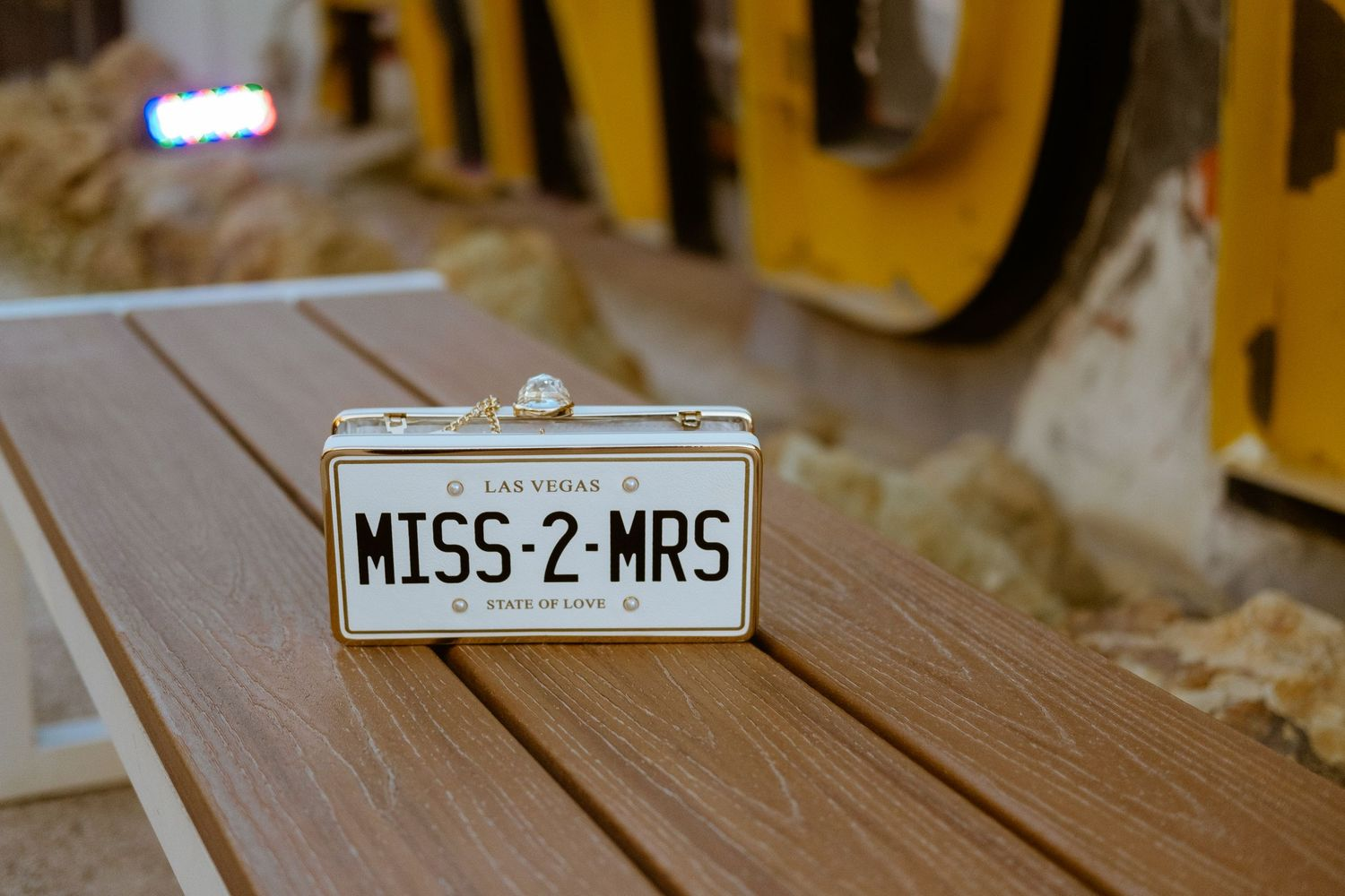 Miss 2 Mrs detail shots - Neon Museum