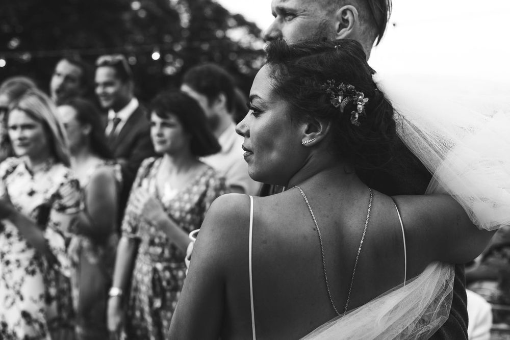 Candid Wedding Photography Devon