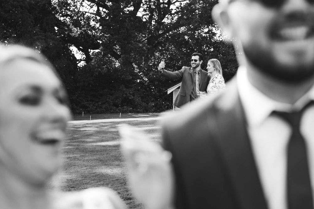 Wedding Photographer Devon Deer Park