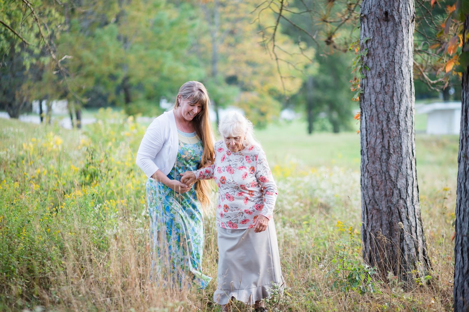 Mother daughter photo session Hudson Valley, New York