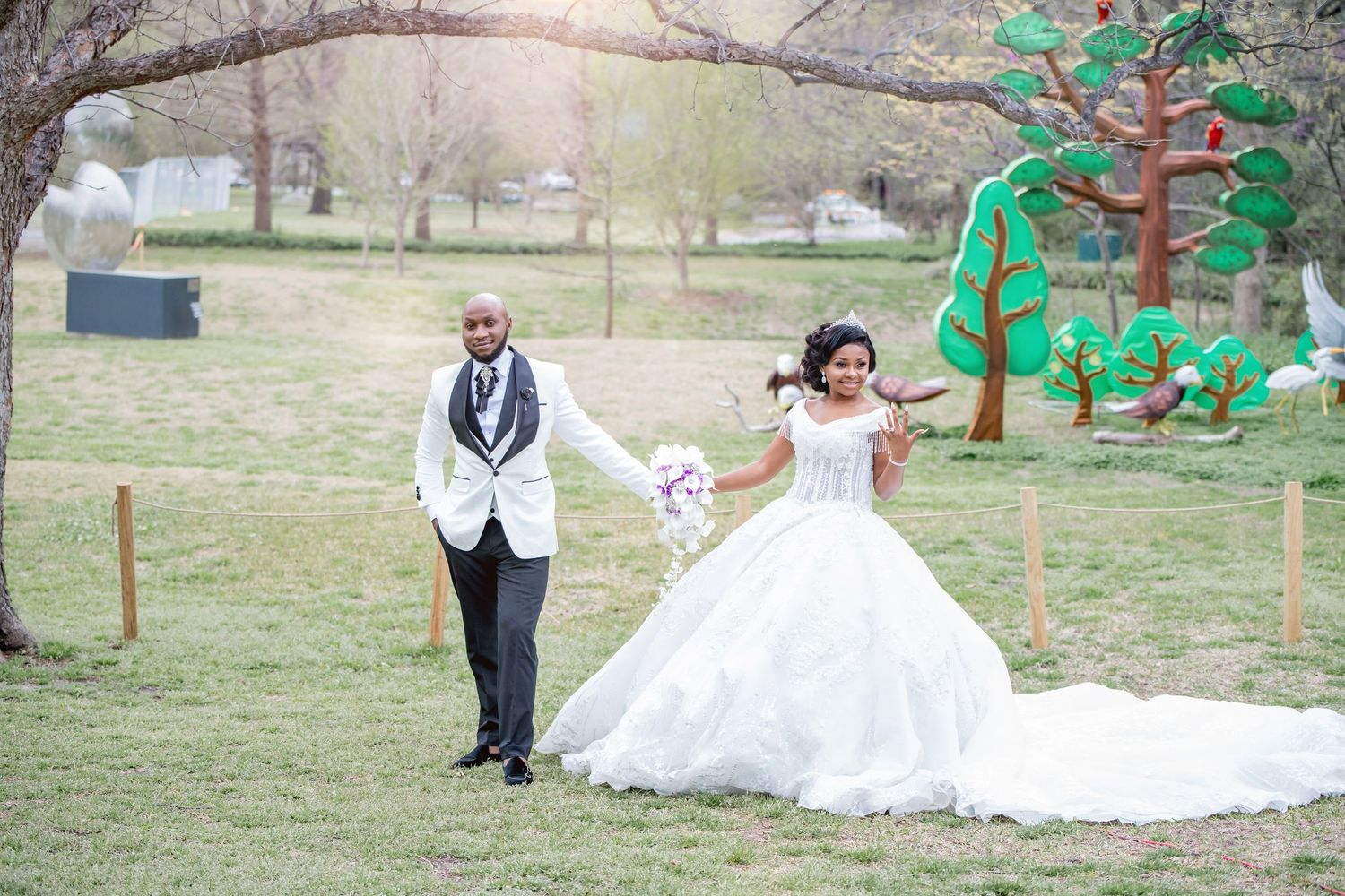 Top Dallas wedding photographer