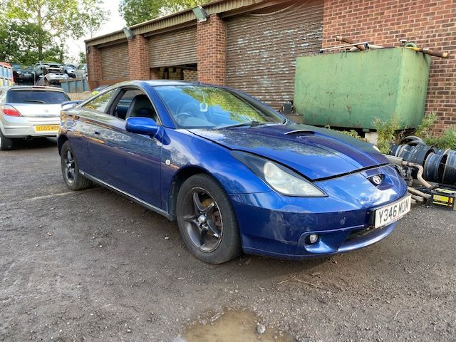 2001 | TOYOTA | CELICA | CAR | PARTS