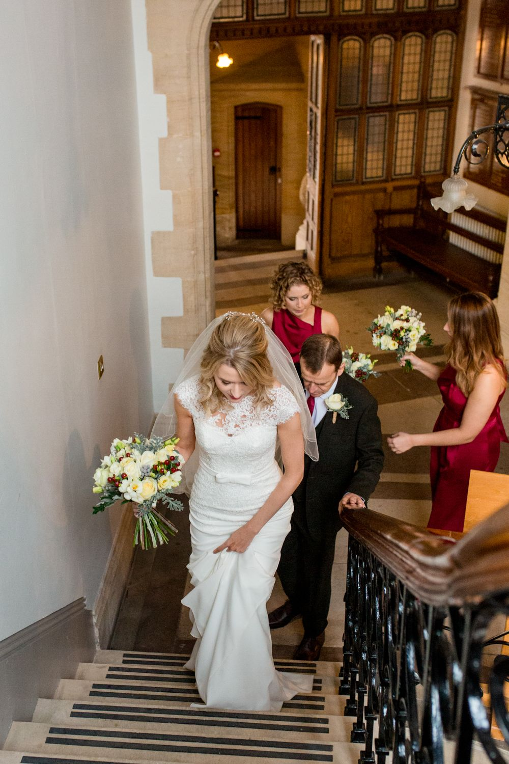 natural wedding moments Winchester registry office