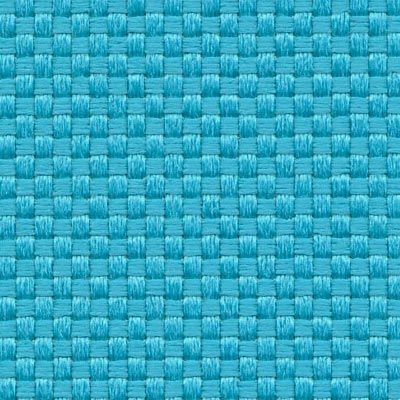 Turquoise Woven Fabric Colour Swatch