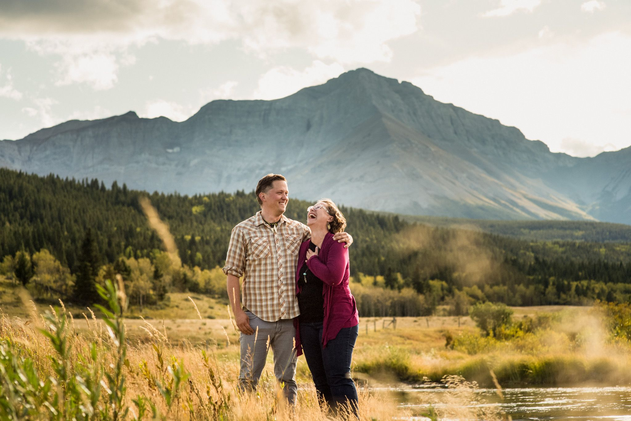 Crowsnest Pass Family Lifestyle Photography
