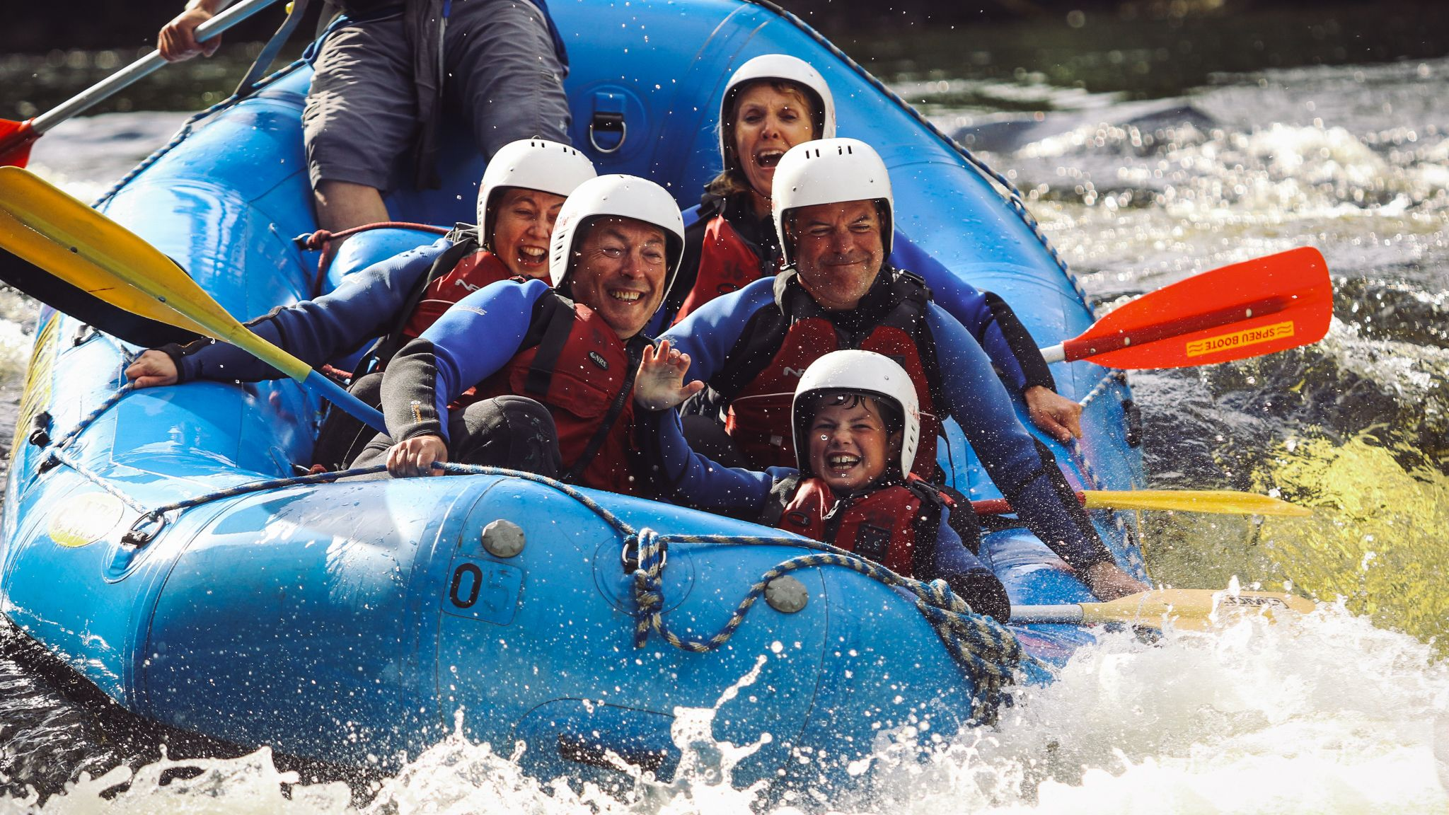 The Adventure Photographers Nae Limits Rafting Tay