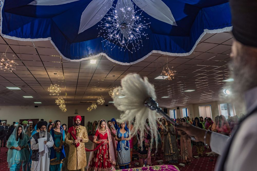 Alrewas Hayes Asian wedding photography. Indian wedding photographer Birmingham. Sikh wedding photography. Weddings