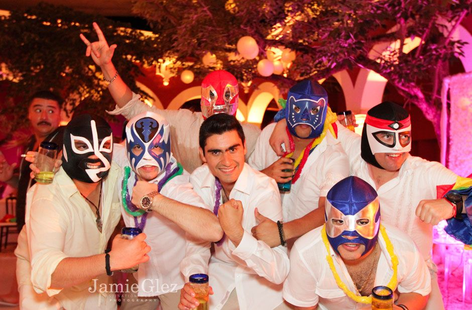 Xcaret wedding pictures 7