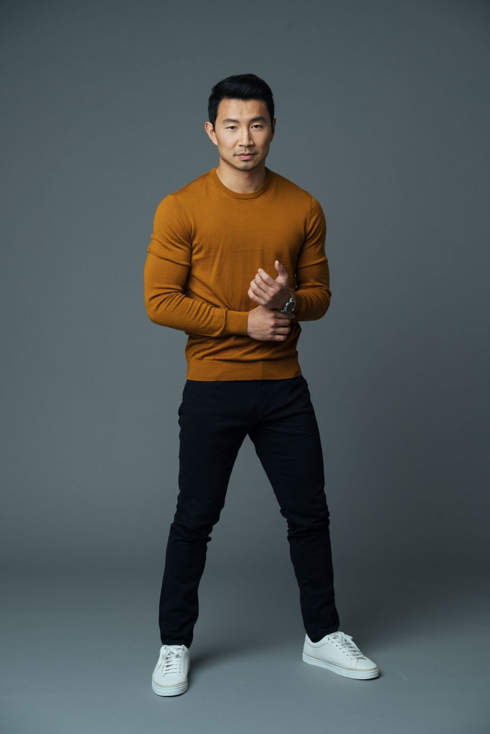 Simu Liu for Character Media shot by Bill Chen