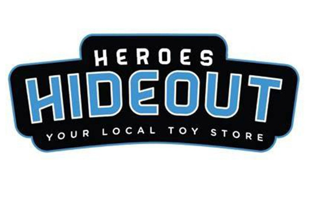 heroes hideout your local toy store