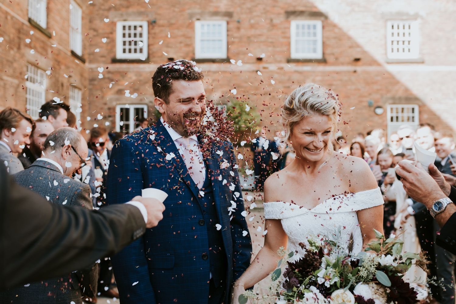 Derby wedding venue - The West Mill - Rosie Kelly Photography