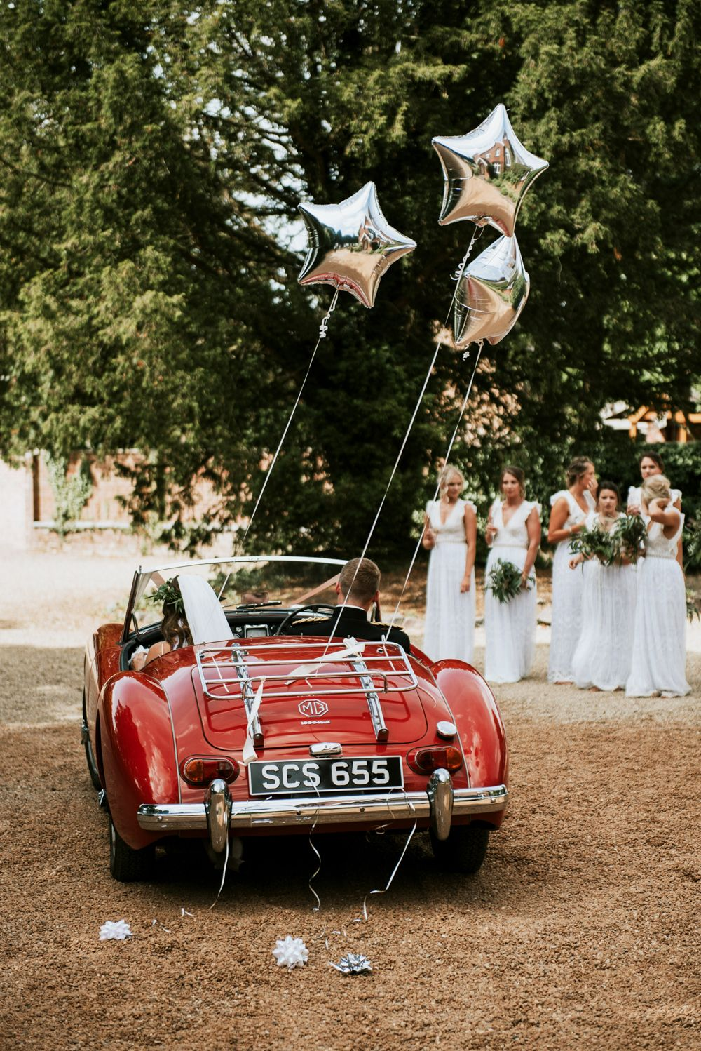 Best wedding car ideas
